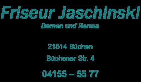 Friseur Jaschinski Büchen